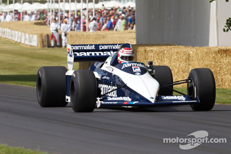 Nelson Piquet, Brabham-BTWBT52