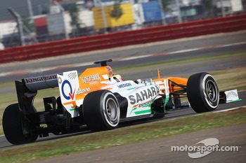 James Calado, Sahara Force India VJM06 Test Driver