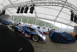 Gulf racing display