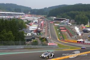 #6 Phoenix Racing, Audi R8 LMS ultra: Harold Primat, Oliver Jarvis, Christopher Haase