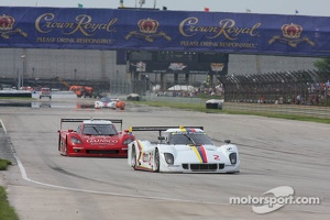 #2 Starworks with Alex Popow BMW Riley: Ryan Dalziel, Alex Popow