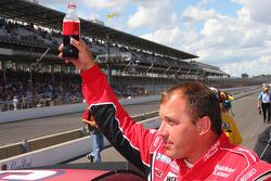 Polesitter Ryan Newman, Stewart-Haas Racing Chevrolet