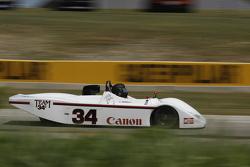 #34 1988 Lola T-88/90: Andrew Jaekels