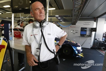 Dr. Wolfgang Ullrich, Head of Audi Motorsport
