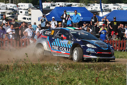 Edoardo Bresolin and Rudy Pollet, Ford Fiesta RRC