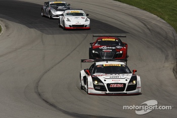Jeff Courtney, Audi R8