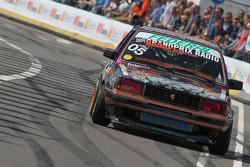 Porsche race car