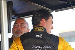Graham Rahal, Rahal Letterman Lanigan Honda