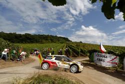 Khalid Al Qassimi, Scott Martin, Citroen DS3 WRC Abu Dhabi Citroen Total WRT