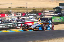 Lucas Luhr, Sarah Fisher Hartman Racing