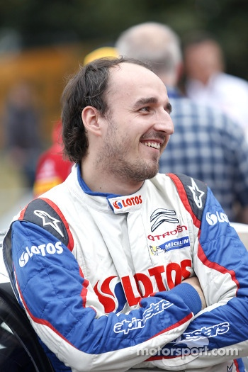Robert Kubica, Citroen DS3 RRC #74