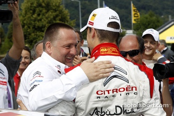 Yves Matton, Director Citroen Racing