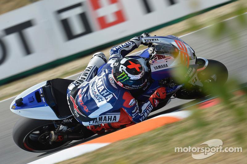 Jorge Lorenzo, Yamaha