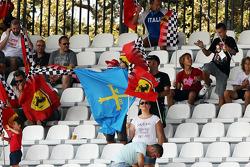 Ferrari and Fernando Alonso, Ferrari fans