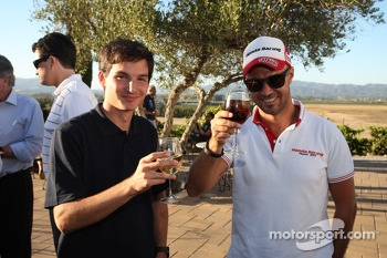 Happy Hour, Tiago Monteiro, Honda Civic Super 2000 TC, Honda Racing Team Jas
