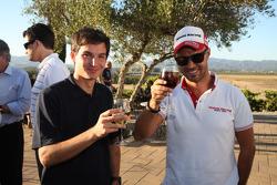 Happy Hour, Tiago Monteiro, Honda Civic Super 2000 TC, Honda Racing Team Jas