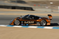 #60 Michael Shank Racing Ford / Riley: John Pew, Oswaldo Negri Jr