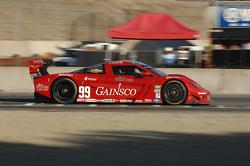 #99 GAINSCO/ Bob Stallings Racing Corvette DP: Jon Fogarty, Alex Gurney