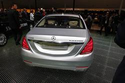 Mercedes Benz S500 Plug in hybrid