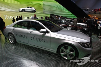 Mercedes Benz S500 Plug in hybrid