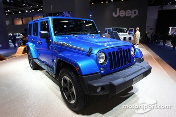 Jeep Wrangler Unlimited Polar