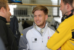 Jan Seyffarth, Rowe Racing, Mercedes-Benz SLS AMG GT3, Portrait