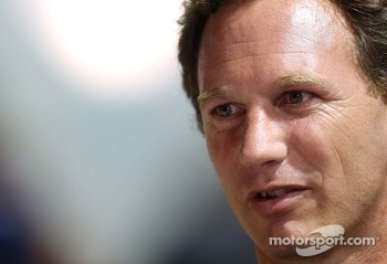 Christian Horner (GBR), Red Bull Racing, Sporting Director  21