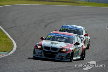 Mehdi Bennani, BMW 320 TC, PB Racing