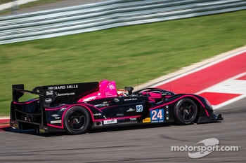 #24 OAK Racing Morgan - Nissan: Olivier Pla, David Heinemeier Hansson, Alex Brundle