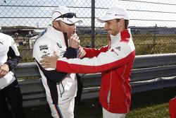 Joey Hand and Filipe Albuquerque