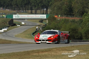 #23 Alex Job Racing Ferrari F458: Bill Sweedler, Townsend Bell
