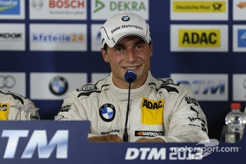 Pole position for Bruno Spengler, BMW Team Schnitzer