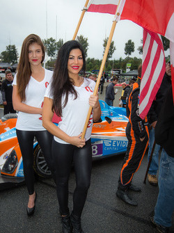 Lovely BAR 1 Motorsports girls