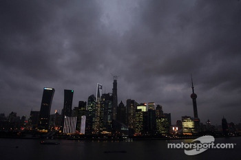 Launch WTCC Shanghai, Atmosphere