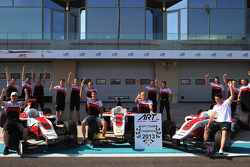GP3 ART Team Photo