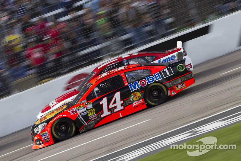 Mark Martin, Stewart-Haas Racing Chevrolet