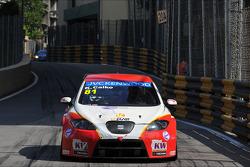 Konstantins Calko, Seat Leon WTCC, Campos Racing