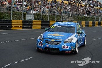 Jeronimo Badaraco, Chevrloet Cruze LT, Son Veng Racing Team