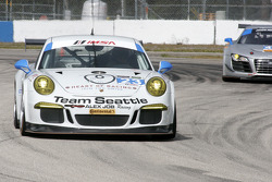 #23 Team Seattle/Alex Job motorsports, Porsche GT America