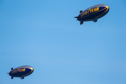 Goodyear blimps