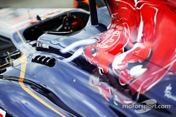 Red Bull Racing RB9 of Jean-Eric Vergne, Scuderia Toro Rosso