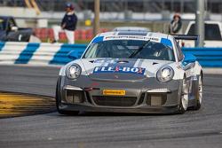 #44 Magnus Racing Porsche GT America: John Potter, Andy Lally