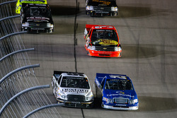 NASCAR-TRUCK: Restart: Ryan Blaney and Johnny Sauter lead the field