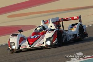 #41 Greaves Motorsport Zytek Z11SN Nissan: Bjorn Wirdheim, Wolfgang Reip, Jon Lancaster