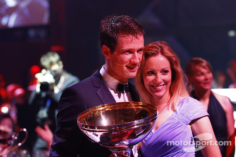 Sébastien Ogier and wife