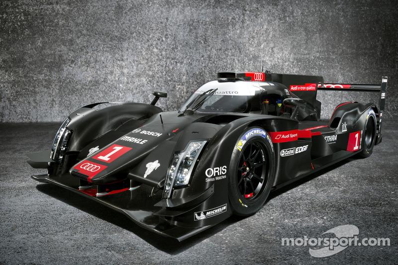 Der neue Audi LMP1