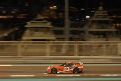 #91 Nova Race Ginetta G50 GT4: Tiziano Cappelletti, Giampiero Cristoni, Tommy Lindroth, Matteo Cressoni