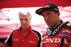 Javier Pizzolito, Honda