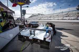 #7 Starworks Motorsport ORECA FLM09 Chevrolet: Schultis, Van der Zande and Lux and Sam Bird