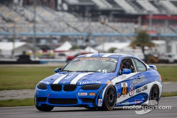 #48 Fall-Line Motorsports BMW M3: Shelby Blackstock